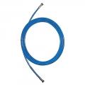 Шланг высокого давления 1/4'' с фитингом  1/4'' 7,5м (High pressure SS hose with  1/4'' fitting, 7,5m)