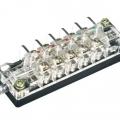 Блок контактов FK10-II-23, 2НО+3НЗ, 15А (для заземлителя)