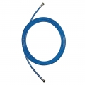 "Шланг высокого давления диаметра 1/4"" с фитингом M16x1, 5.  7,5 м.  High pressure hose 1/4'' with  1/4'' fitting, 7,5m."